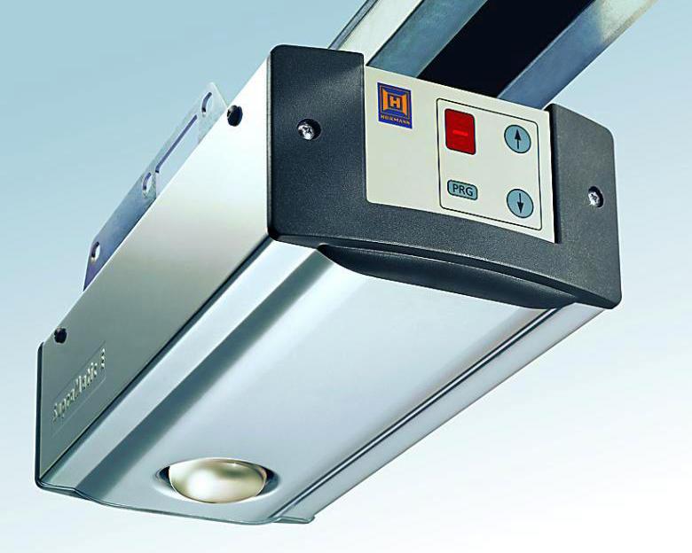 Привод SupraMatic Р 3, BS для подъёмно-секционных ворот